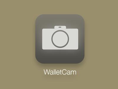 Walletcam Icon