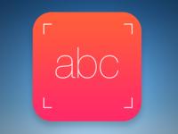 OCR Scanner App Icon - 3