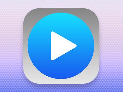 Icon Movieplayer App 2