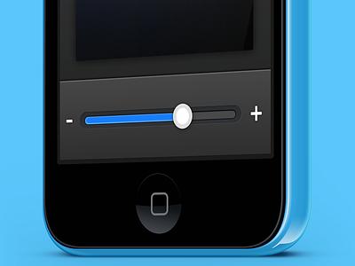 Slider  slider ios iphone app ui