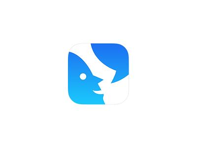 BluePixel App Icon [iOS] app ios ios 7 blue iphone ipad designer news