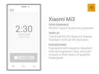 Xiaomi Mi3 Sketch