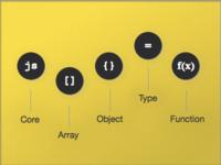 JavaScript Icons javascript icons ui visual