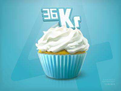 36Kr Four happy anniversary