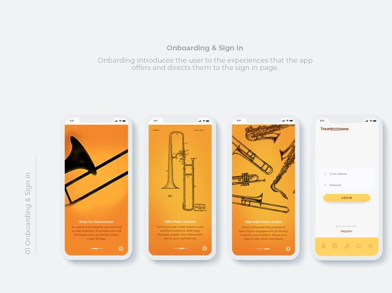 UI UX E-Commerce Mobile Application