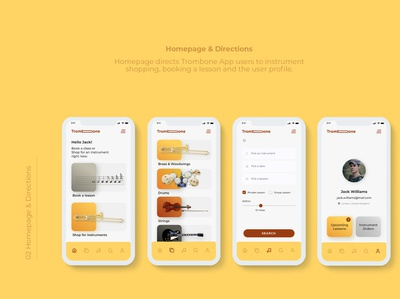 UI UX E-Commerce Mobile Application