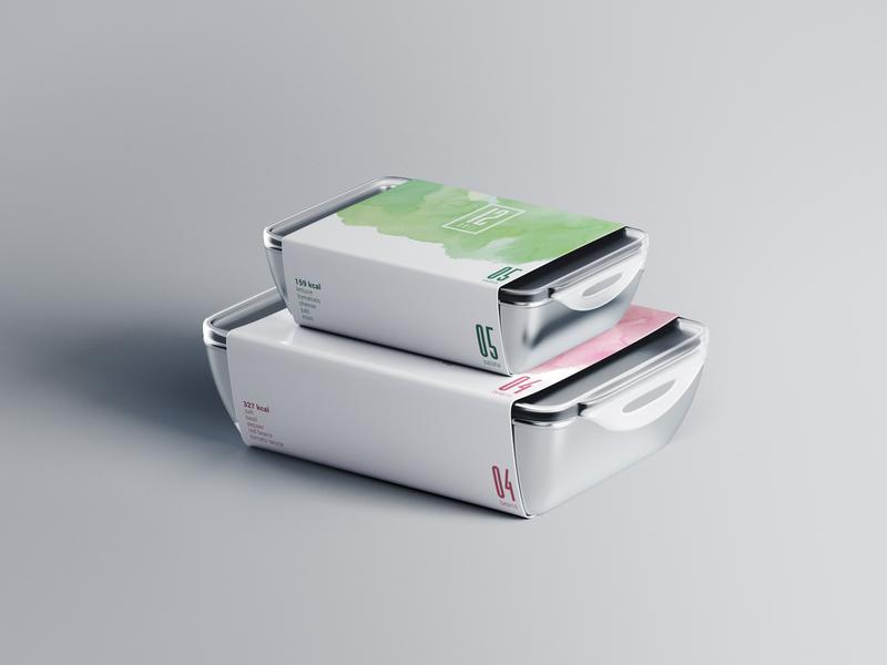 Deli Packaging Design
