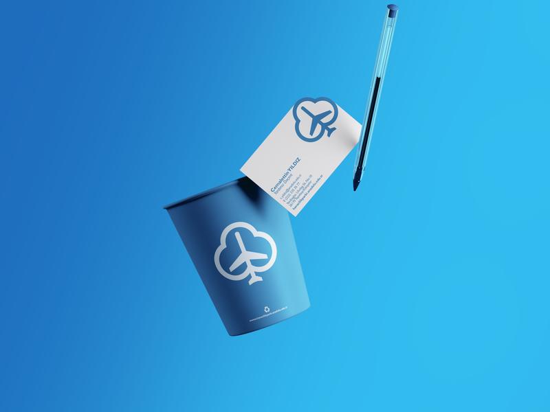 Aviation Park Logo & Branding Design