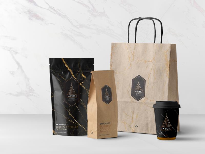 A Pera Packaging Design