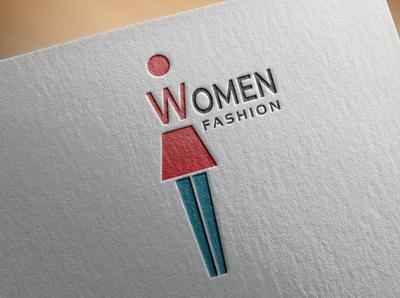 Women fashion Logo Design