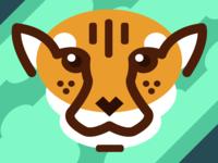 Cheetah in the Brush