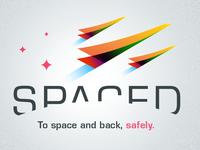 Spaced Logo Dribbble Size David Martinez.V2