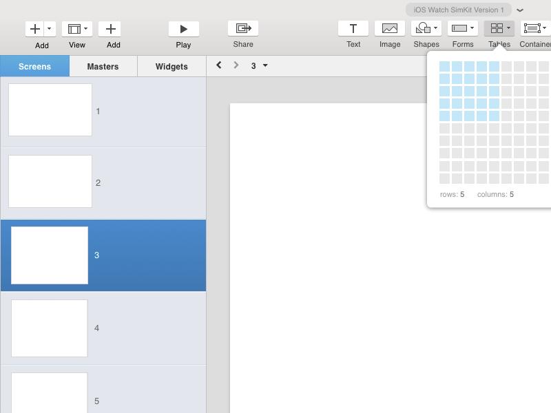 iRise User Interface userinterface illustration geometric app icon