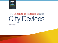 Device Dangers: Security Piece