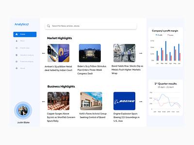 Analytics webapp analytics branding mockup ux ui design