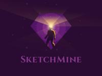 Sketchmine logo