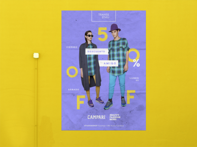 Campari HFH by Transeúnte