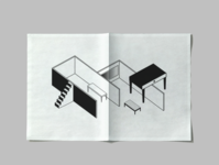 Illustration by OBRA proyectos mobiliarios