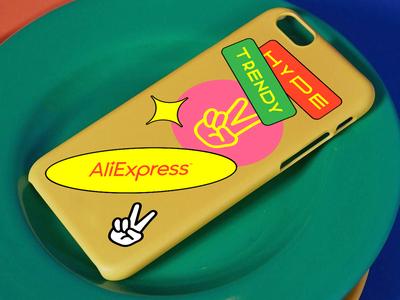 AliExpress Phonecase