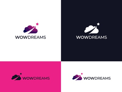 WOW DREAMS logo proposal