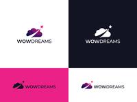 WOW DREAMS logo proposal