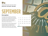 Information Security Calendar