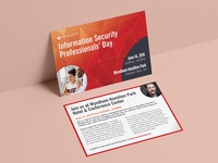 Realogy Information Security Professionals Day 2018 Postcard