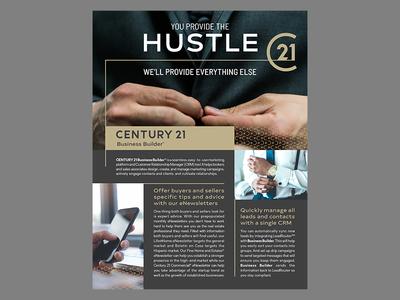 Century 21 Business Builder Flyer