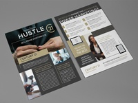 First draft of Century 21 Business Builder flyer