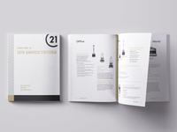 Century 21 2018 Awards Criteria Brochure