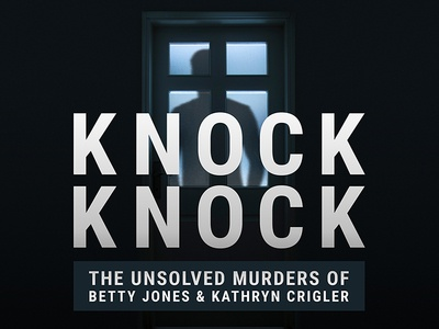 Knock Knock Podcast Cover