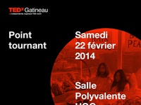 TEDx Gatineau website