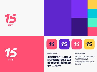 A new Training app graphic design graphic branding logo app user interface design ux ui
