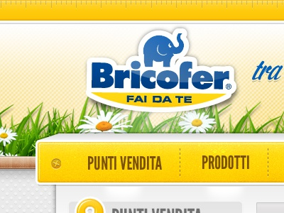Bricofer design ui design web design user interface design photoshop