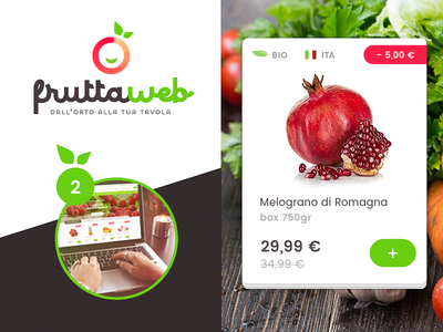 Website and Logo for Ecommerce restyling