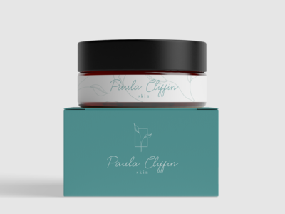 Cosmetics and beauty product mock up