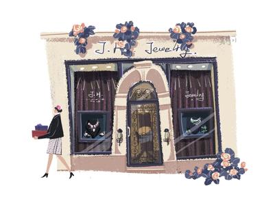 lifestyle丨jewelry shop