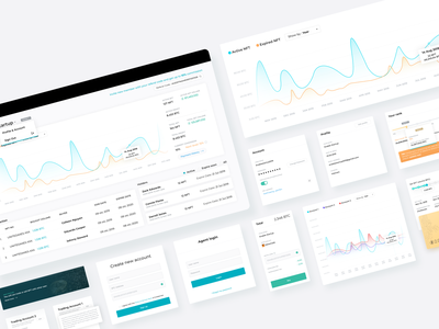 A Blockchain Trading Application trading blockchain website web design ux ui app