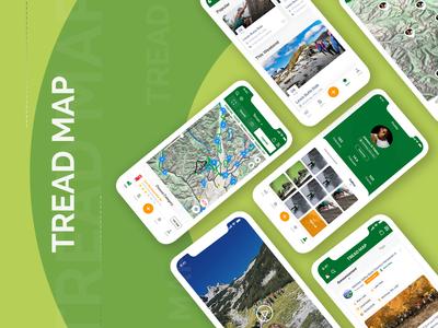 Tread Map