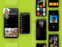 Sports Mobile Application