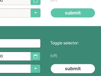 Style guide fontawesome smooth clean white green guide style styleguide
