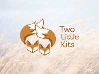 Two Little Kits logo