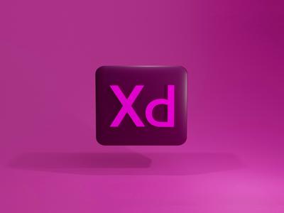 Adobe XD adobexd product 3d art blender photoshop adobe