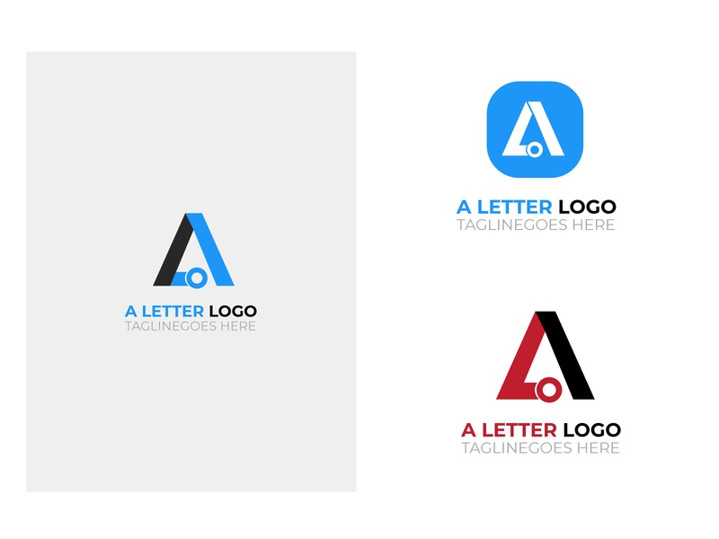 A logo fully editable for branding and Company logotype logo design inspiration letter infinity logo design high tech 2d logo game financial investment digital app creative rainbow corporate logo template colorful business application advance abstract initial logo a letter logo a 3d logo