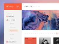 Museo™ - Dashboard