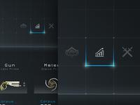 Warframe™ - Main Menu & Progress Bar