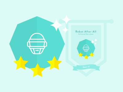 Museo™ - Trophy Badge