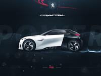 Peugeot™ Fractal - Preview