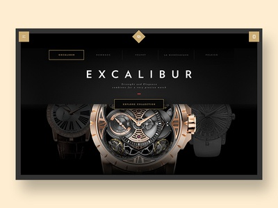 Roger Dubuis - Collection