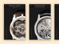 Roger Dubuis - Watches Cards